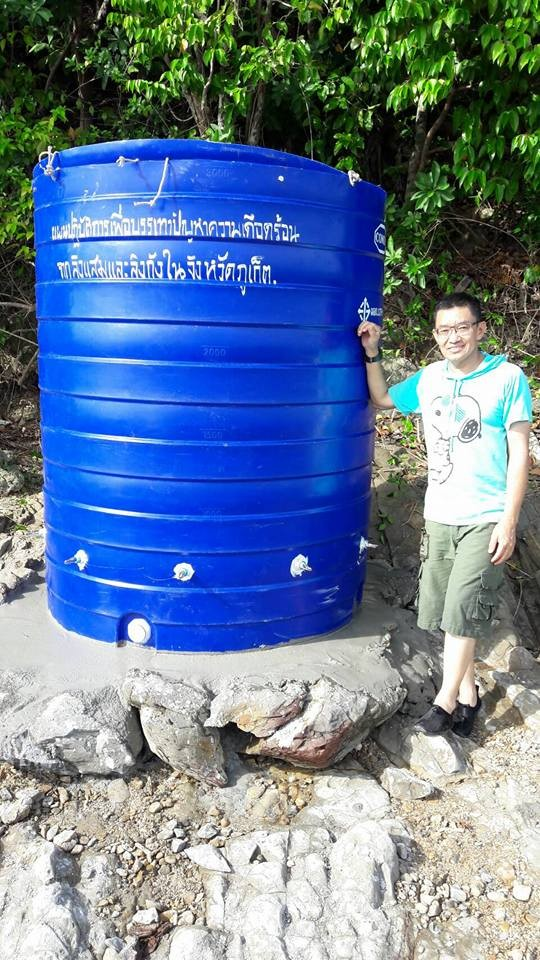 38 more monkeys captured in Rassada, water tanks installed on Koh Tanan | News by The Thaiger
