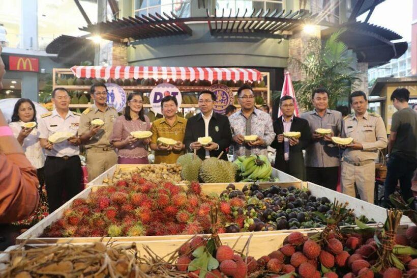 Phuket: Thailand Amazing Durian and Fruit Festival | The Thaiger