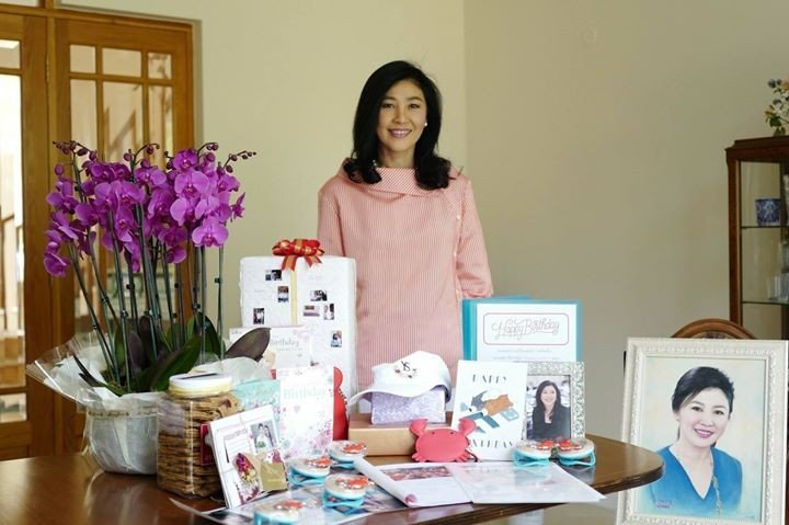 Politics: Yingluck's first public message in 10 months | The Thaiger