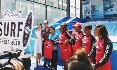 Phuket Surf Series 2018 | The Thaiger