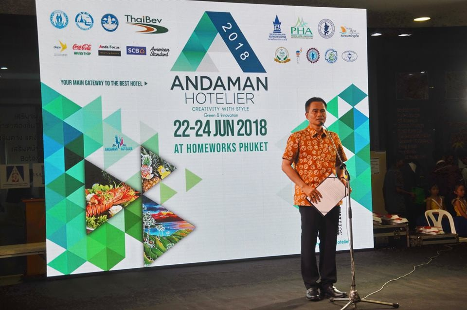 Phuket: Andaman Hotelier and Tourism Fair 2018 | News by The Thaiger