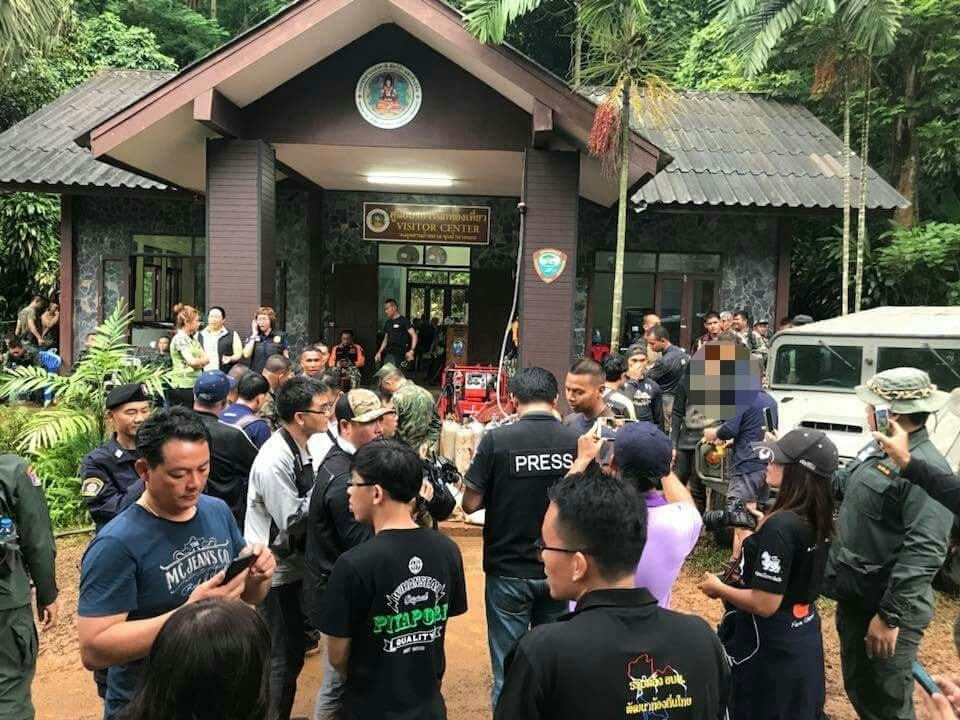 Chiang Rai: The search continues this morning | The Thaiger