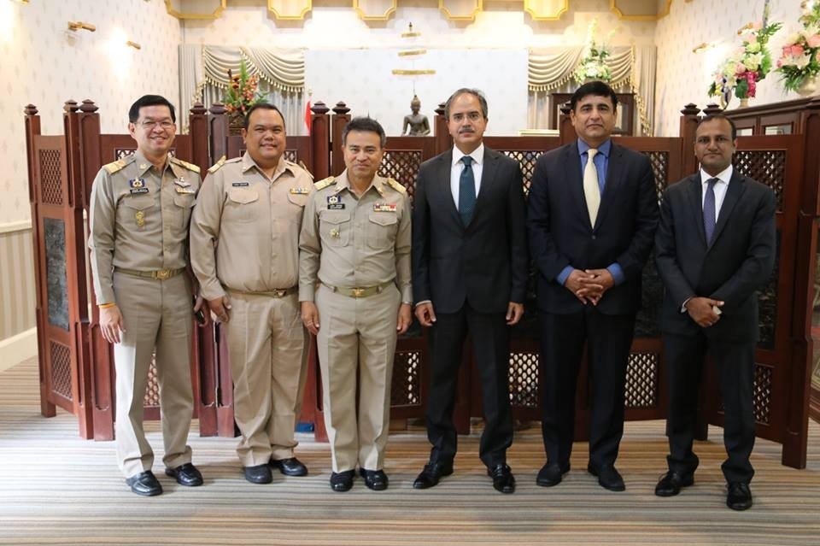 Pakistan ambassador shares concerns over safety of Phuket tourists | News by Thaiger
