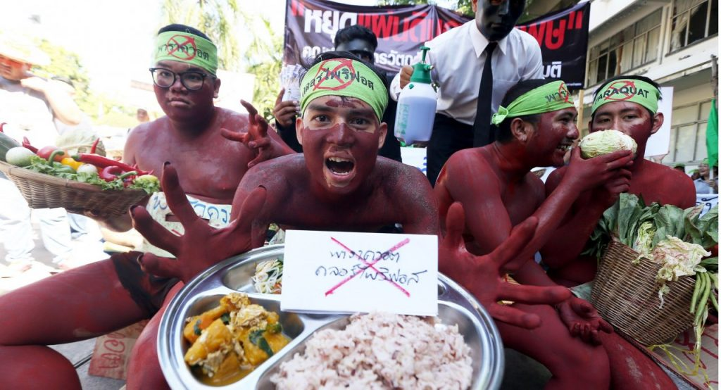 Paraquat and other farm pesticides to be phased out - PM assures protesters | News by The Thaiger