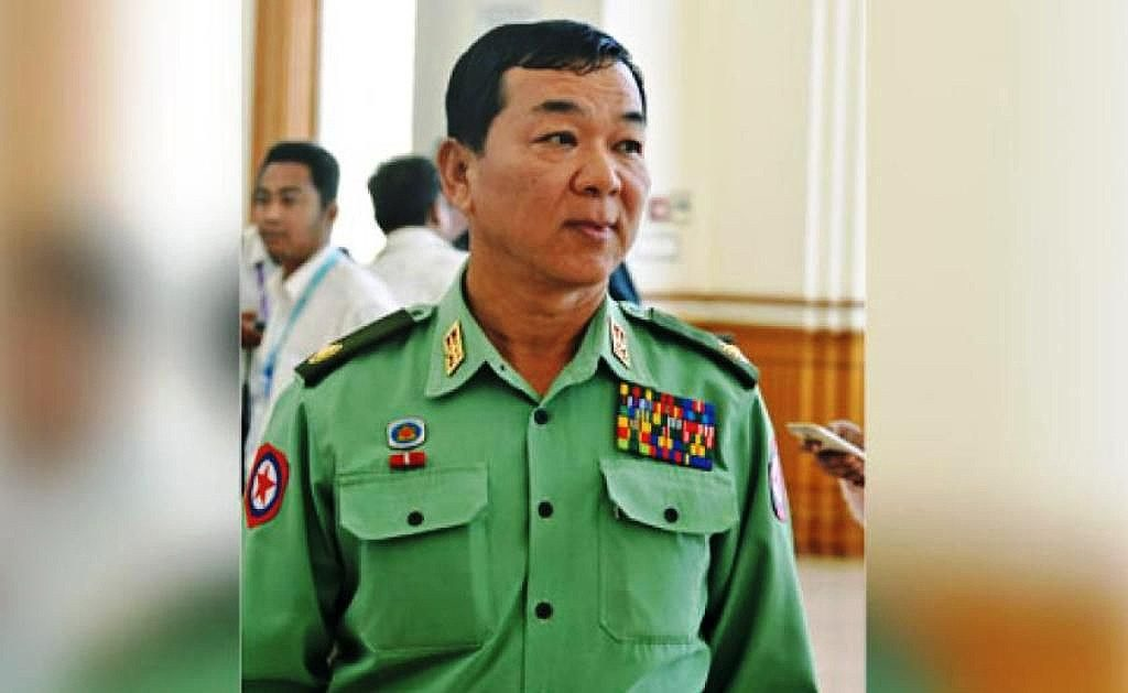 Myanmar: Sacked - Top general accused of involvement in Rohingya crackdown | News by The Thaiger