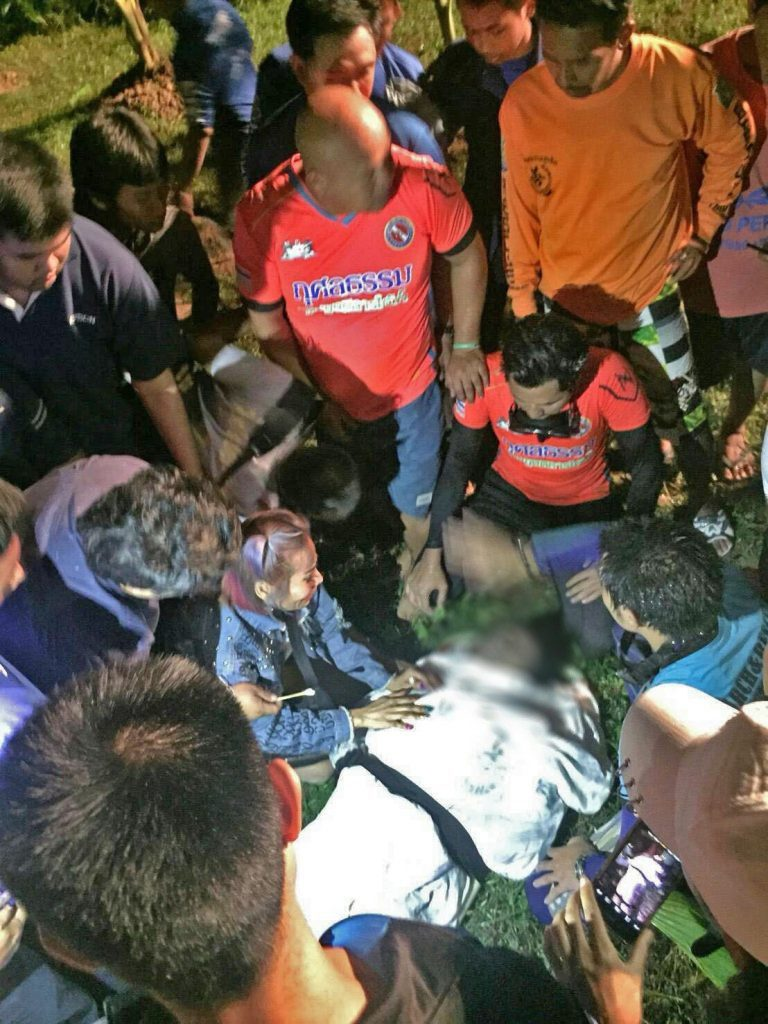 Man drowns in Phuket jet-ski accident | News by The Thaiger