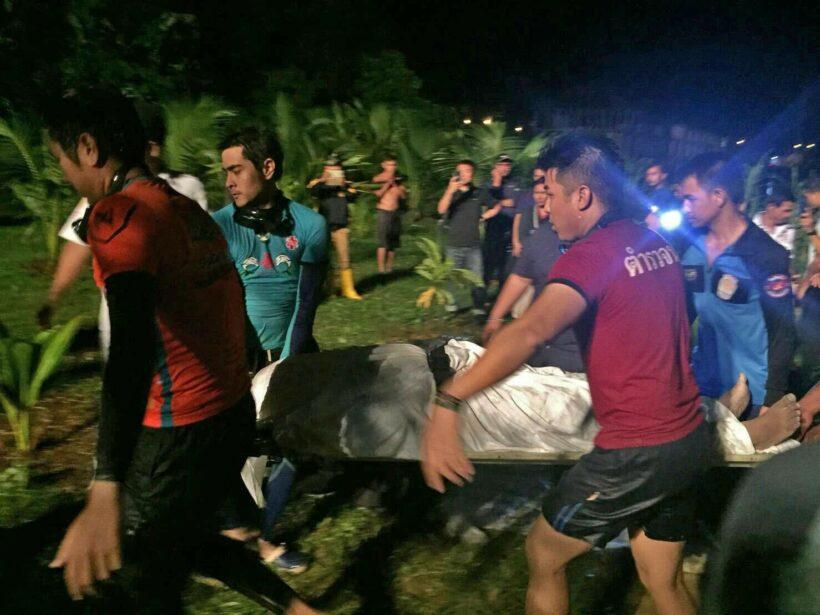 Man drowns in Phuket jet-ski accident | The Thaiger