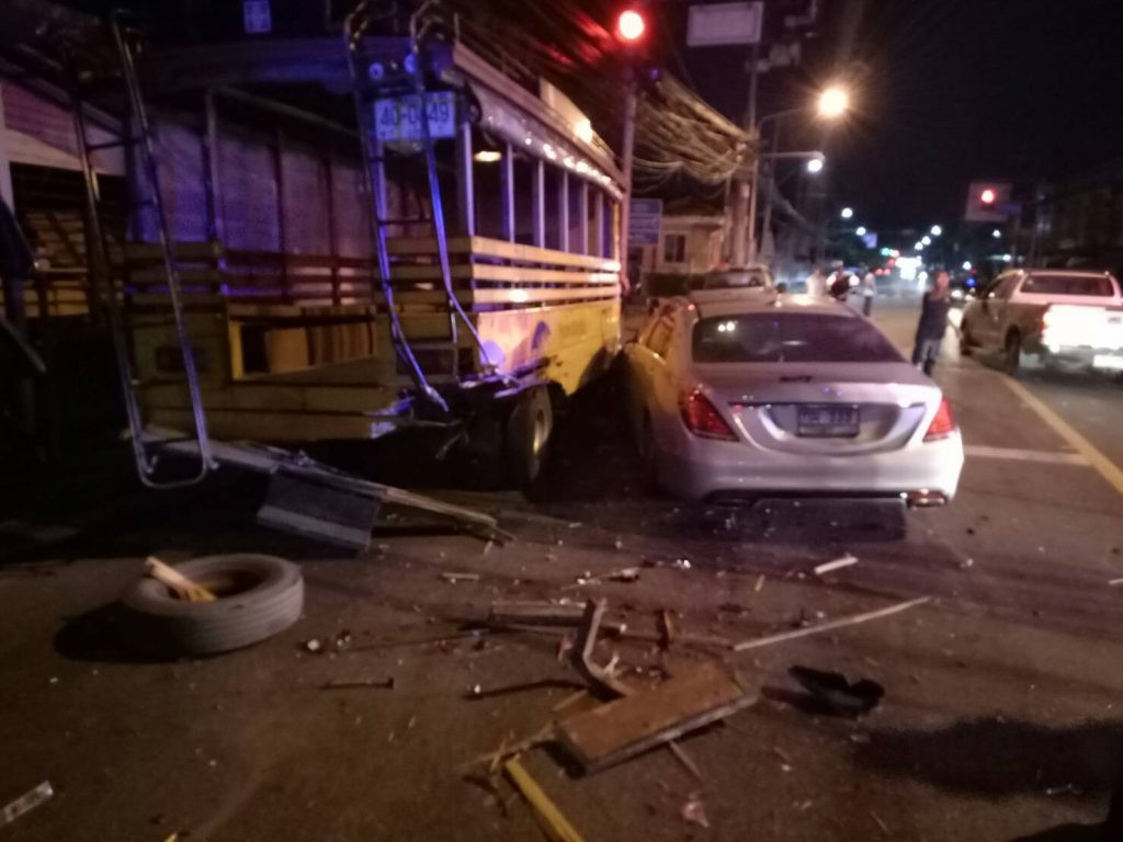 Woman dies in Phuket Town road smash | News by Thaiger