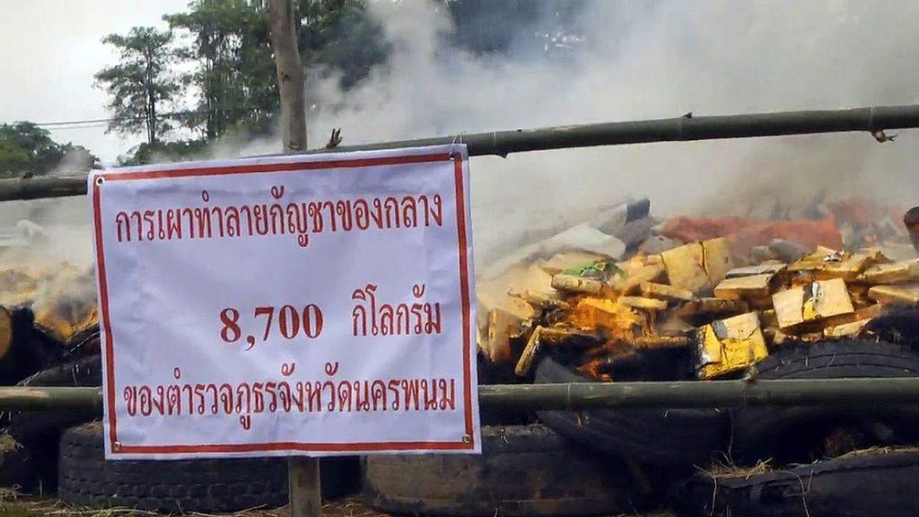 Nakhon Phanom: Up in smoke | News by The Thaiger