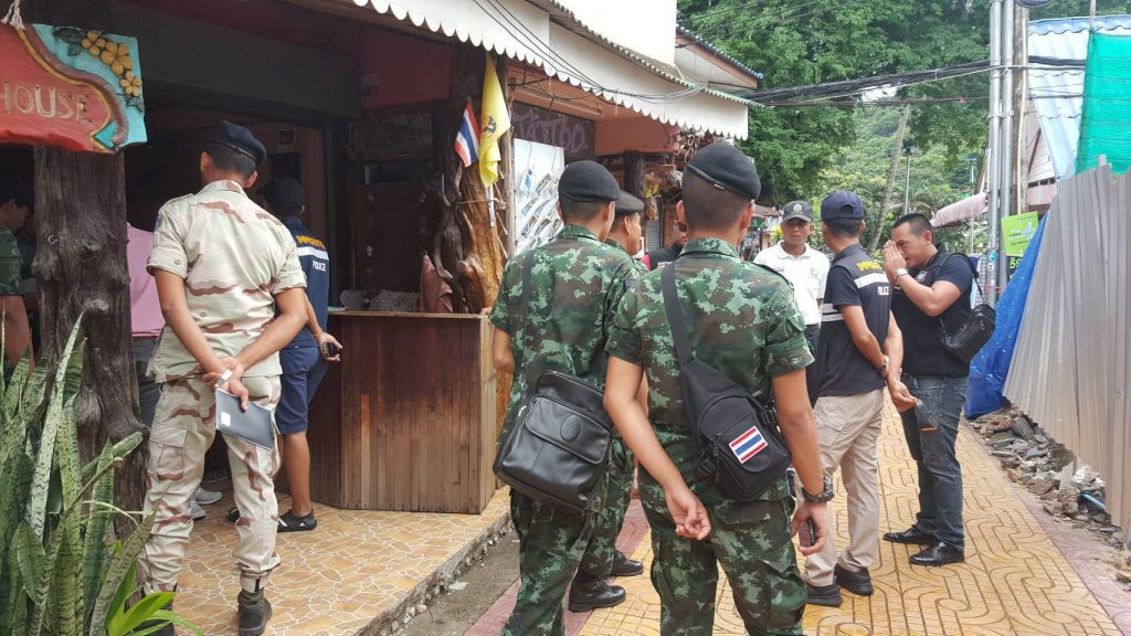 Illegal hotels and land encroachment crackdown on Koh Phi Phi | News by Thaiger