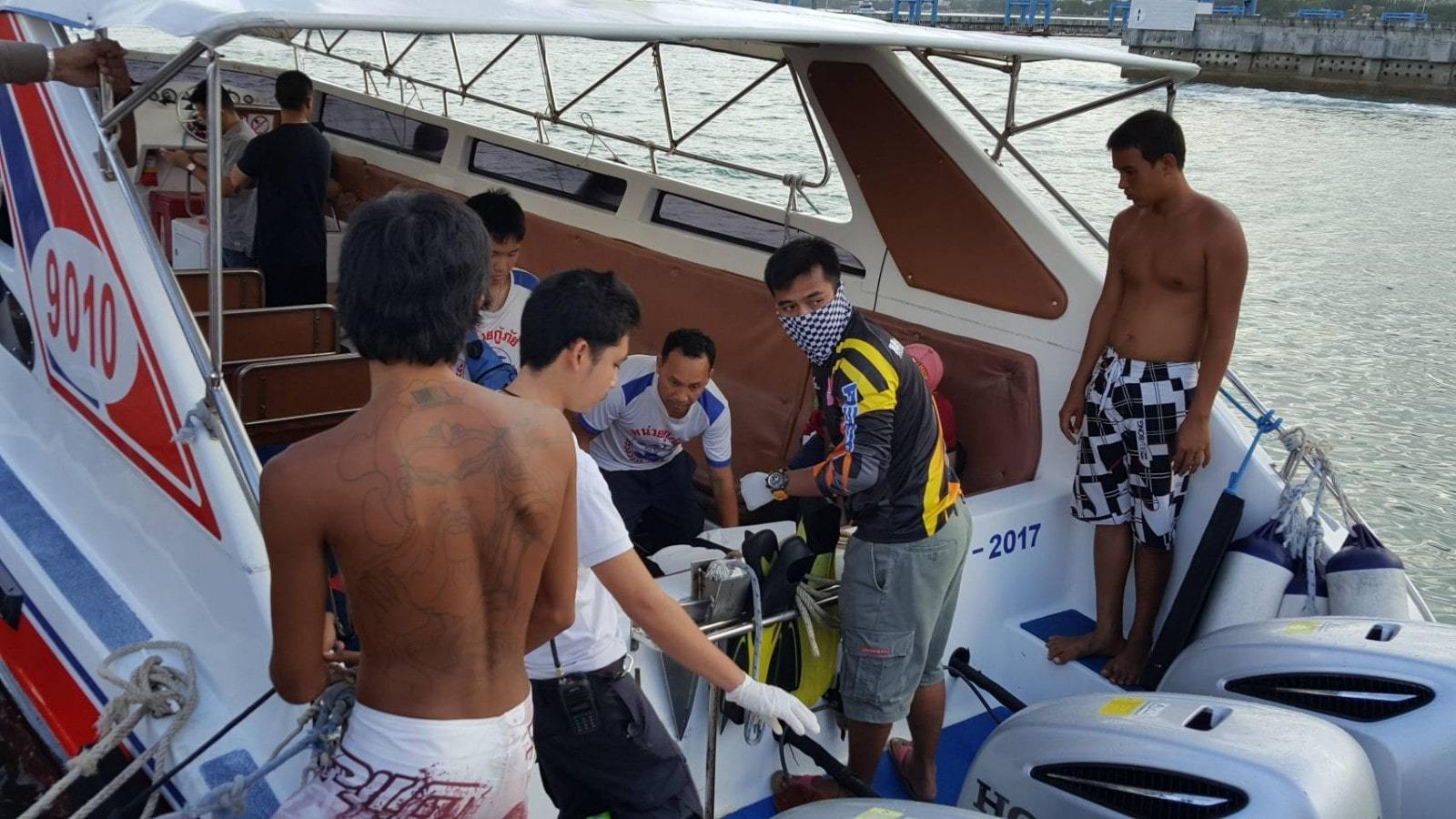One Chinese drowns, two others rescued at Koh Racha | The Thaiger