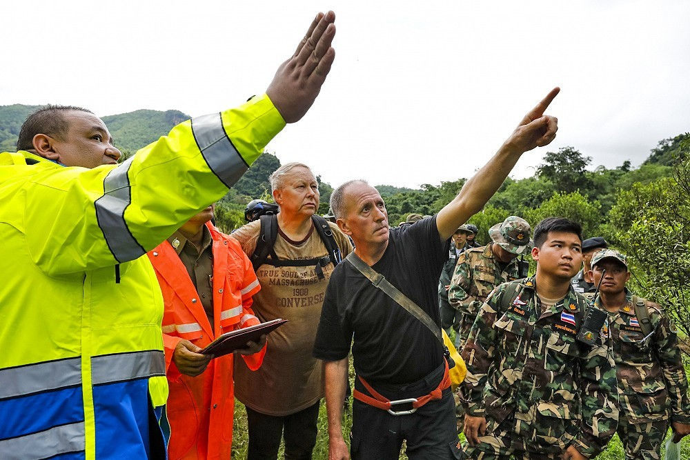 Update: Chiang Rai search delves deeper into the caves | News by The Thaiger