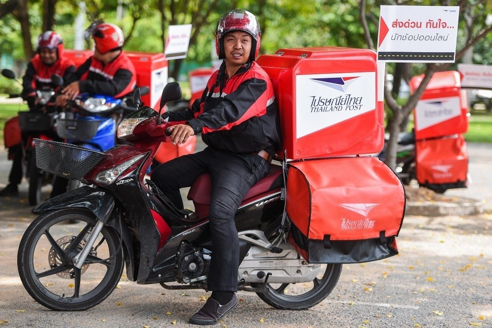 Thailand Post. We deliver. | The Thaiger