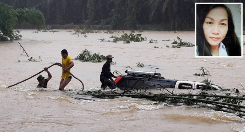 Missing Ranong woman found after Saturday's flash floods | The Thaiger