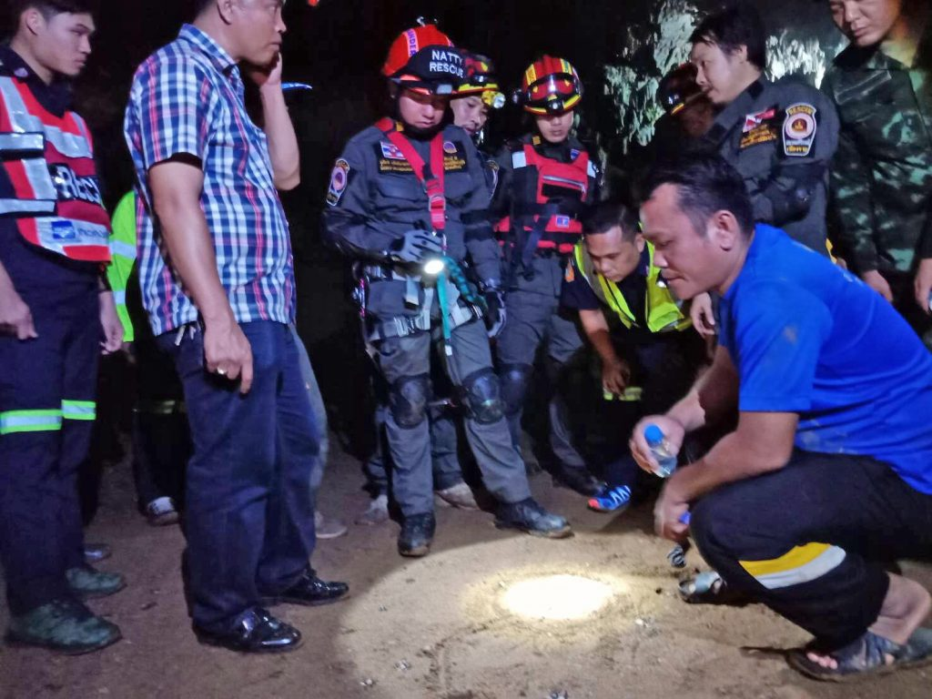 Update: Rescue in Chiang Mai - 11 teenagers and their coach missing ...