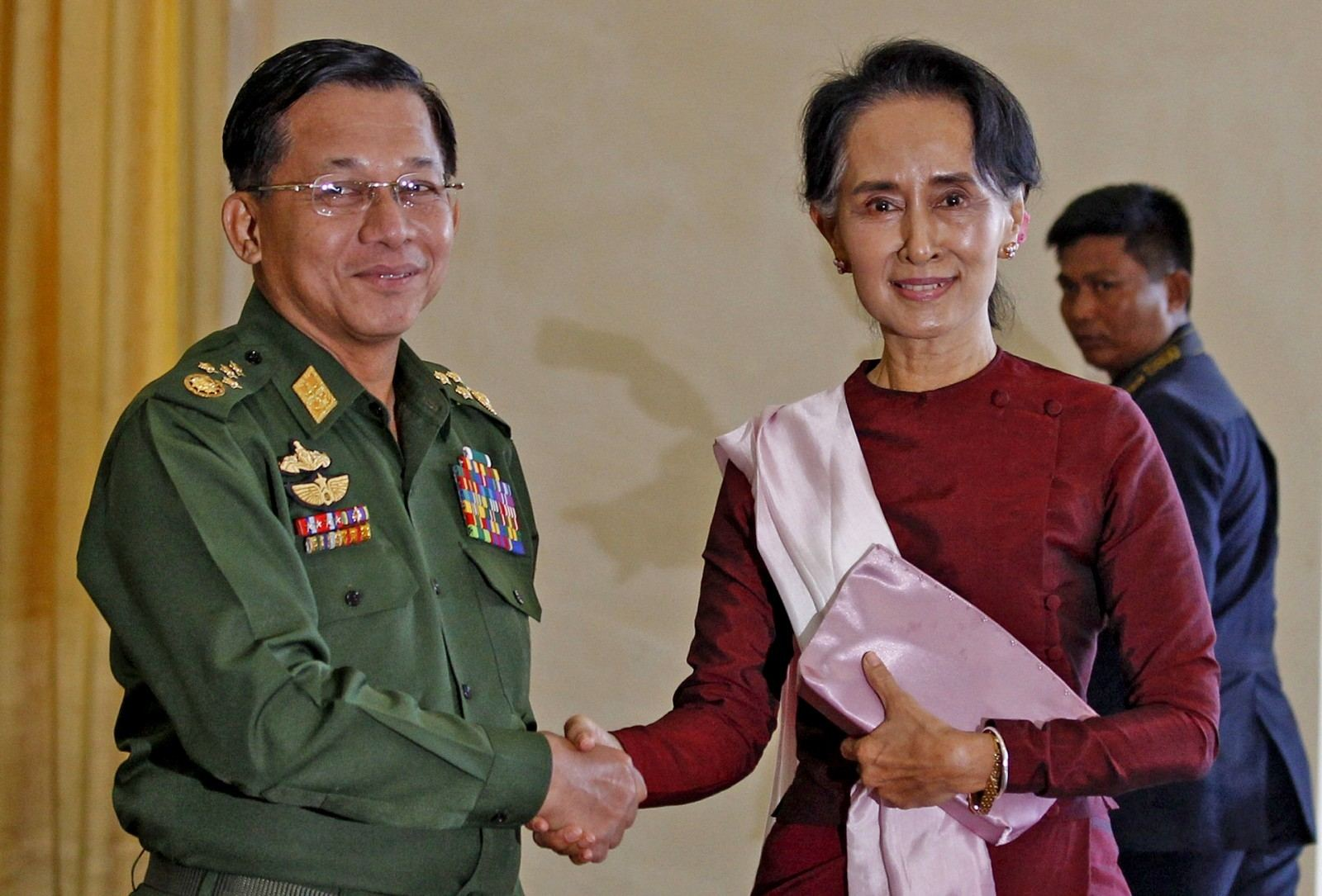 Myanmar: Sacked – Top general accused of involvement in Rohingya crackdown | The Thaiger