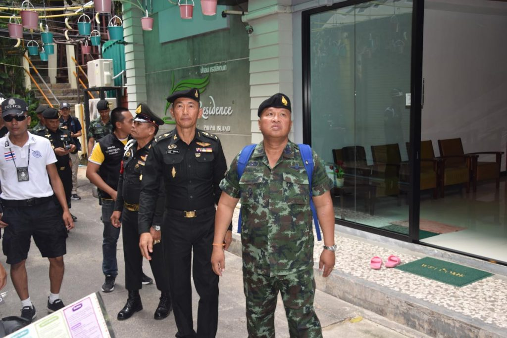 80 % of hotels, hostels and guesthouses found illegal on Phi Phi Island | News by The Thaiger