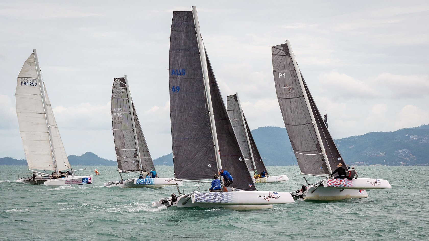 Breezy Day 4 sets up final day showdown at 2018 Samui Regatta | The Thaiger