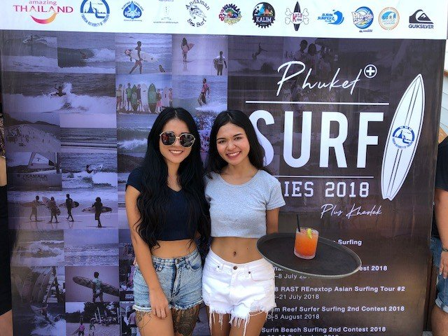 Phuket Surf Series 2018 | News by The Thaiger