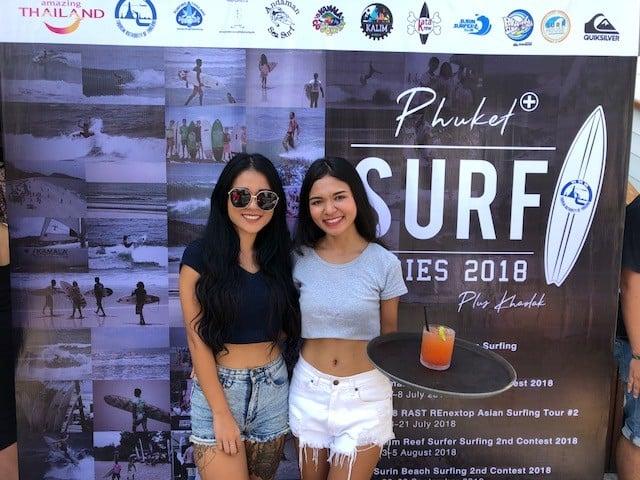 Phuket Surf Series 2018 | News by Thaiger