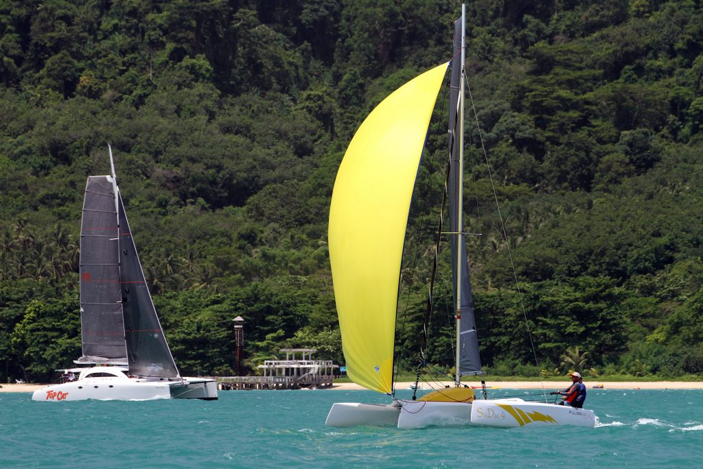 Multihull Solutions Regatta returns to Chalong Bay this July   News by Thaiger