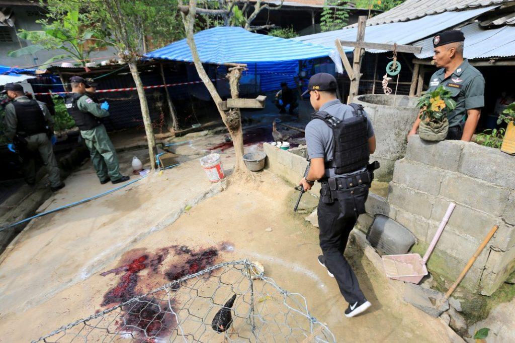 Drug conflicts likely motive behind murder of five in Yala | News by Thaiger