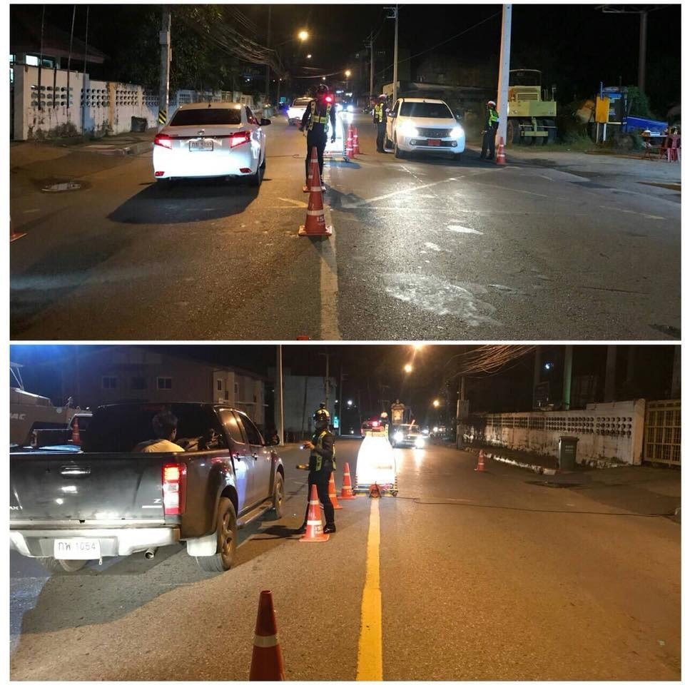 Nine arrested in Phuket drunk-driving campaign | News by Thaiger
