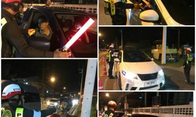 Nine arrested in Phuket drunk-driving campaign | The Thaiger