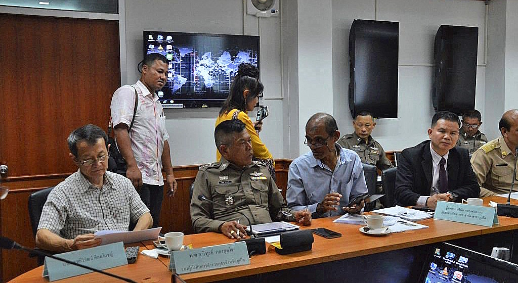 Upgraded measures discussed over Chinese tourists safety | The Thaiger