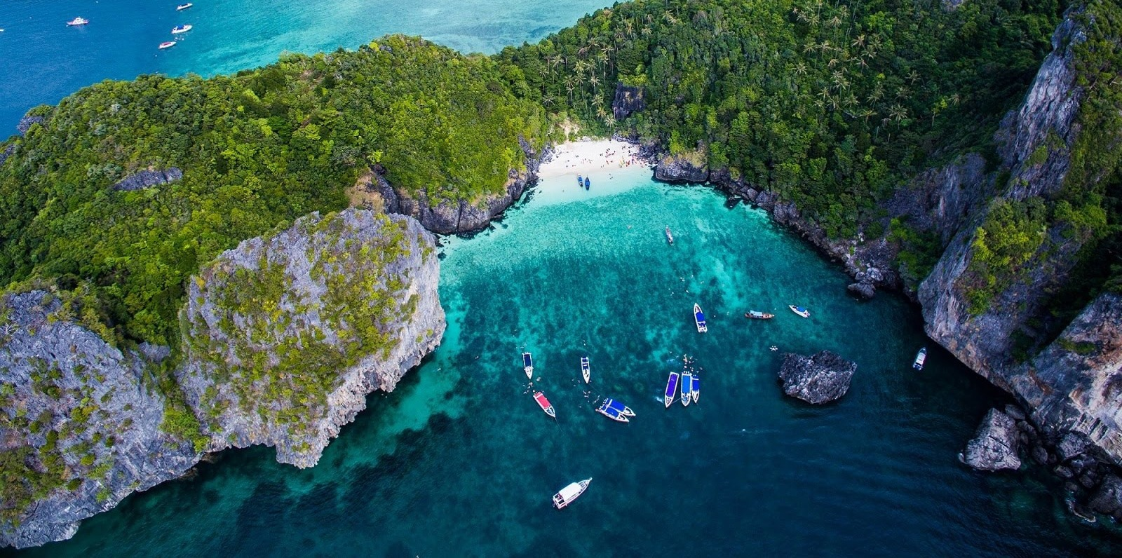 Four more Andaman islands close for R&R this year | The Thaiger