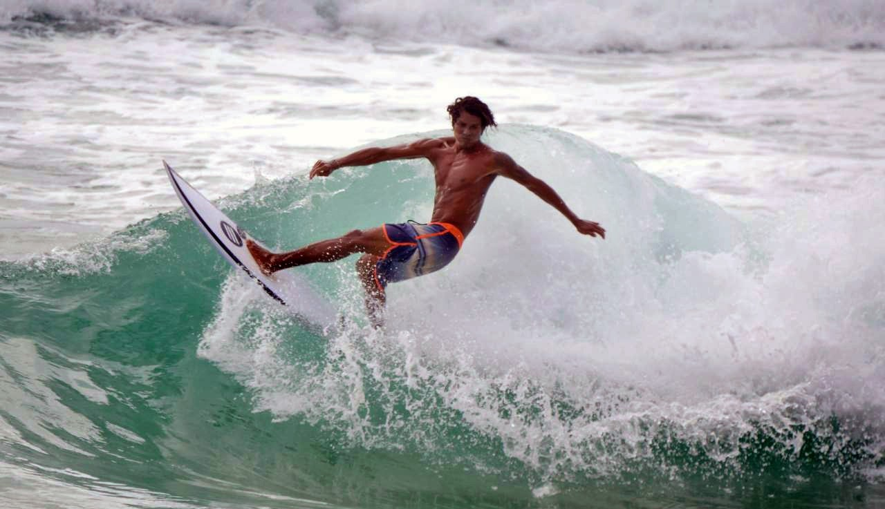 Phuket Surf Series kicks off in Patong today | The Thaiger