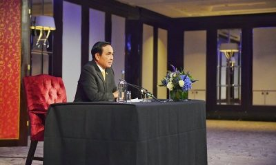 Thai PM confirms February election during visit to UK | The Thaiger