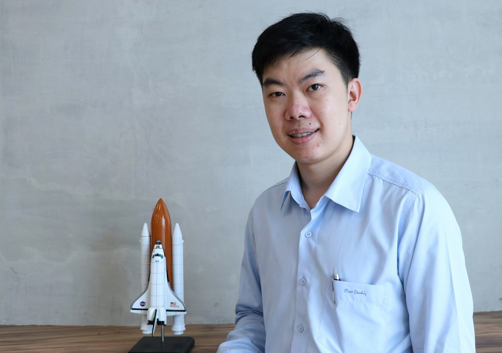 mu Space wants to send your name to space | The Thaiger