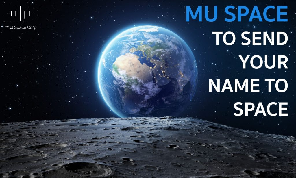 mu Space wants to send your name to space | News by The Thaiger