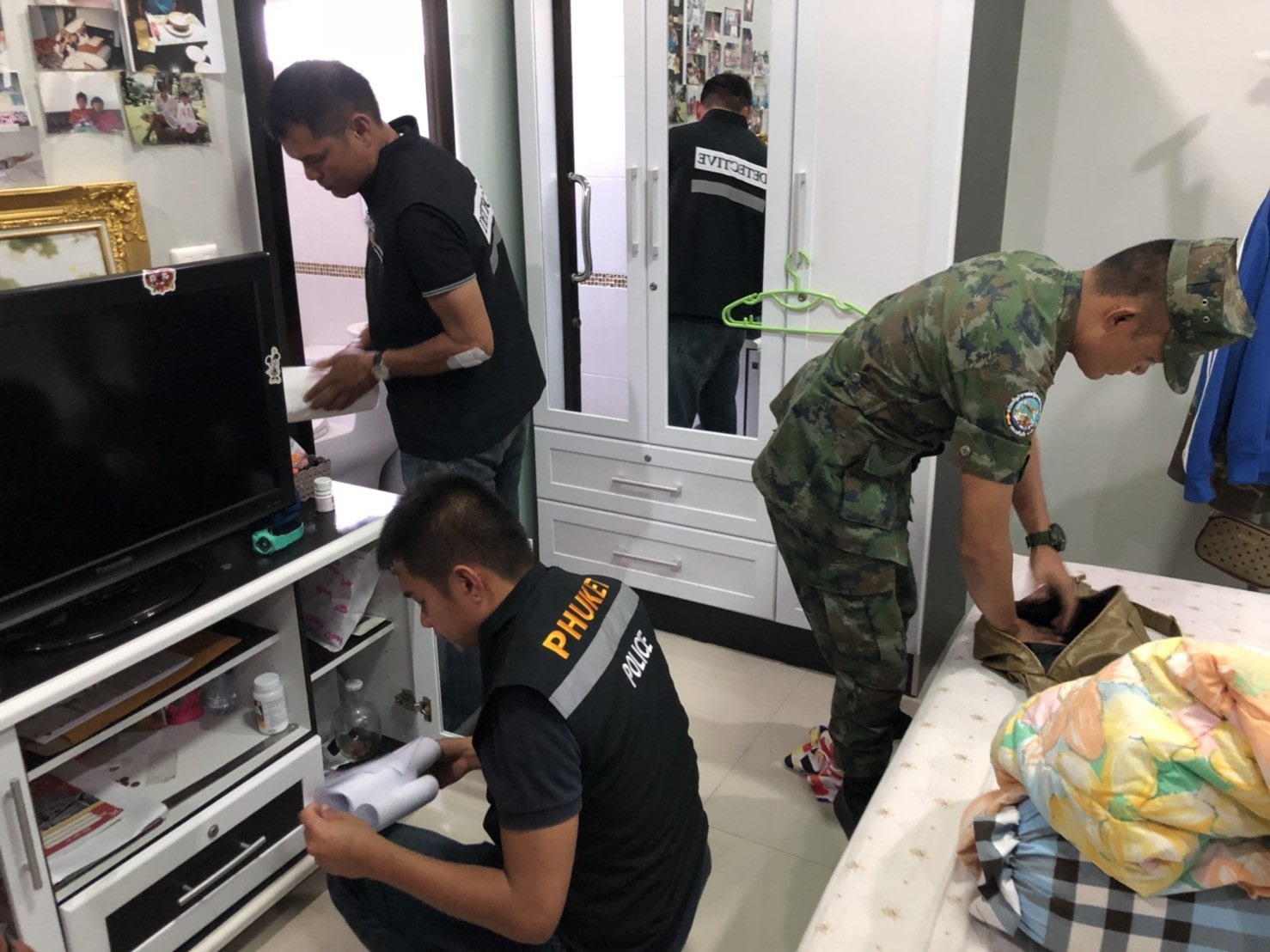 Phuket: Two arrested in Rawai over illegal football gambling | The Thaiger