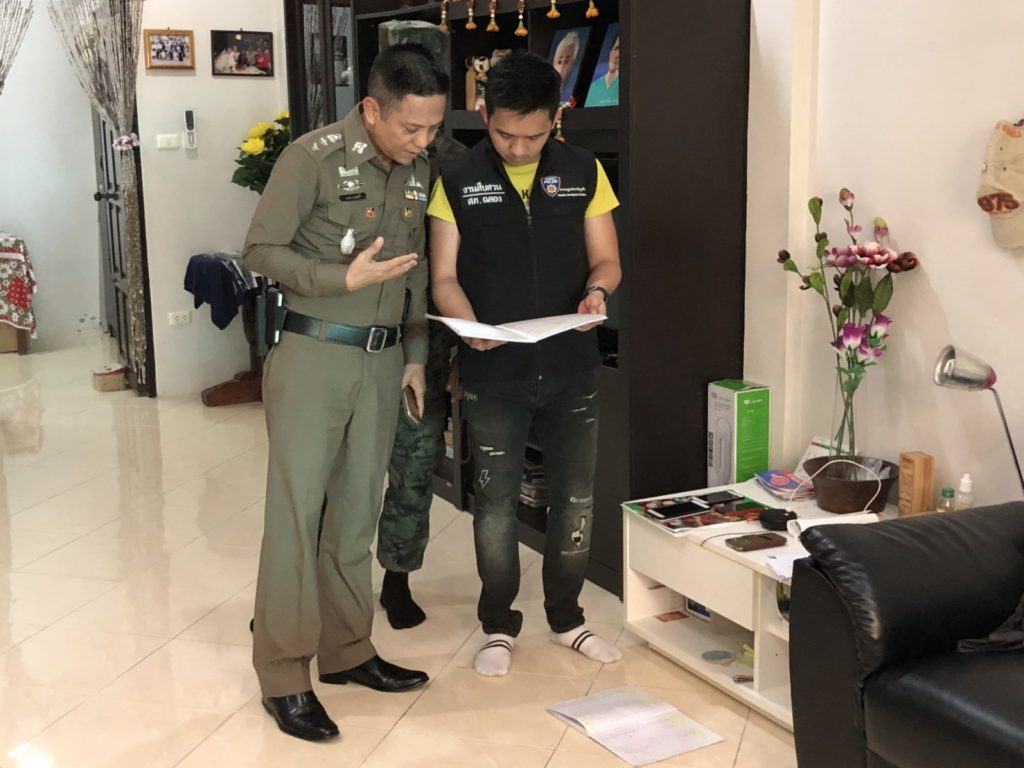 Phuket: Two arrested in Rawai over illegal football gambling | News by The Thaiger