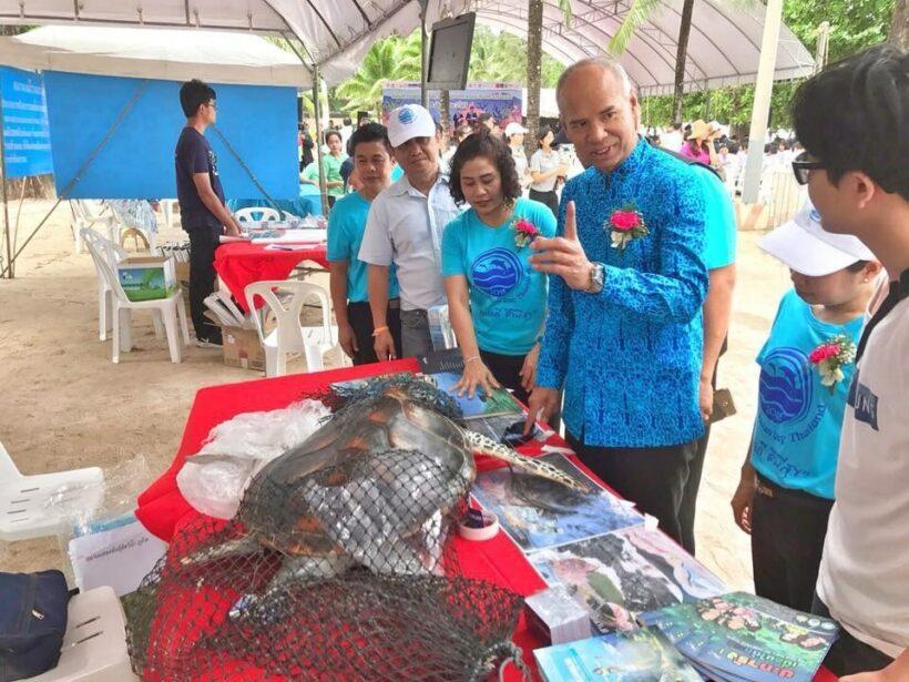 Phuket celebrates 'World Ocean Day'   News by Thaiger