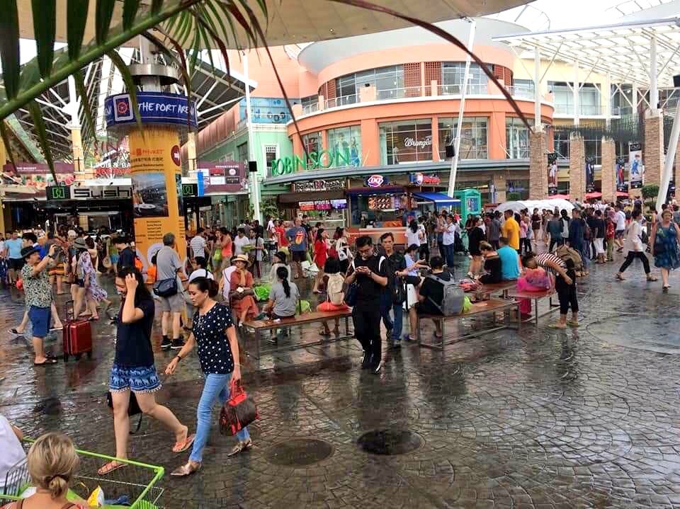 Jungceylon Patong issues urgent safety order following Phuket storm | The Thaiger