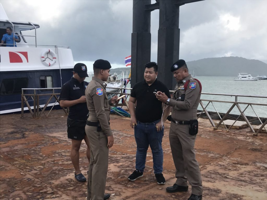 One Chinese drowns, two others rescued at Koh Racha | News by The Thaiger