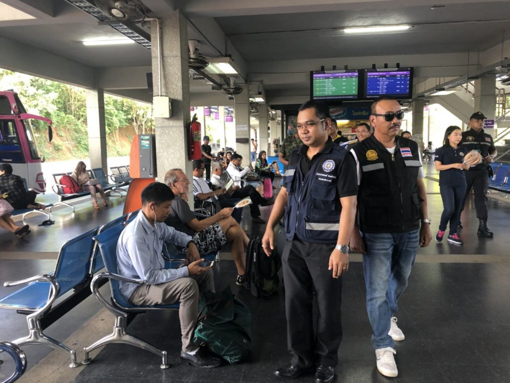 Two motorbike taxi drivers arrested in public transport drug crackdown | News by Thaiger