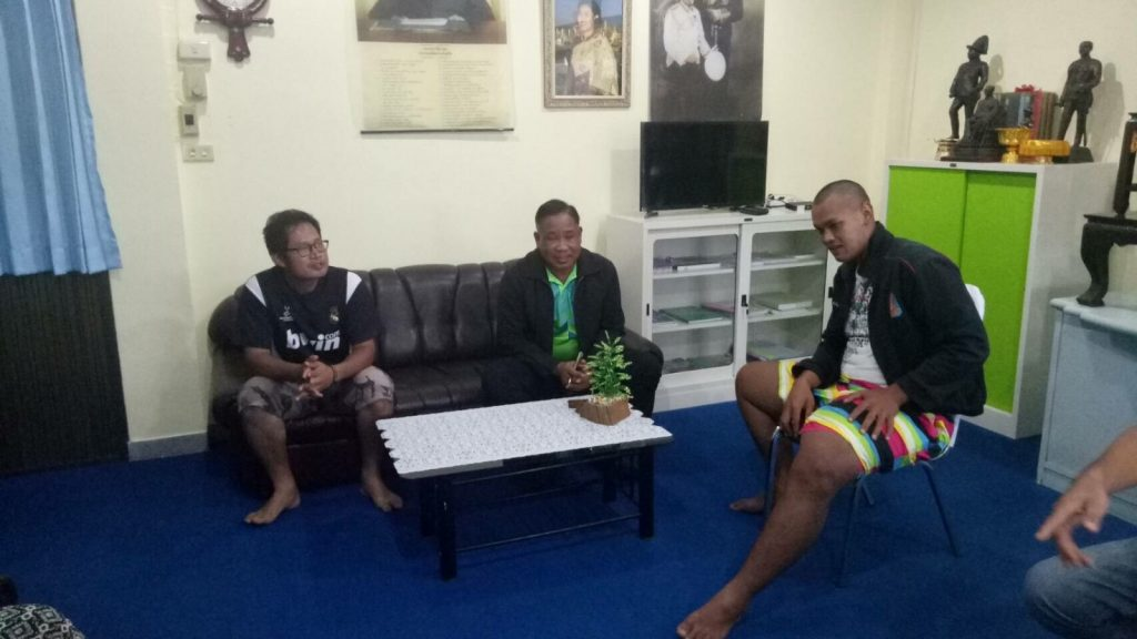 Phuket Prison escapee surrenders in Trang | News by Thaiger