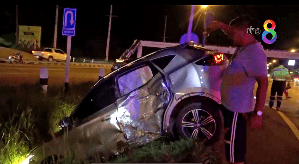 High speed road crash in Korat leave two dead | News by The Thaiger