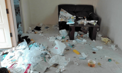 Chinese couple trash Phuket apartment | The Thaiger