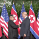 Historic handshake leads to a day of talks in Singapore | The Thaiger