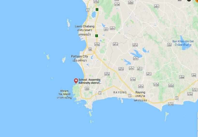 Sattahip: Grisly find on rocks near Navy School | News by Thaiger