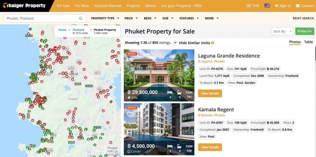 Find your dream property in Thailand   News by The Thaiger