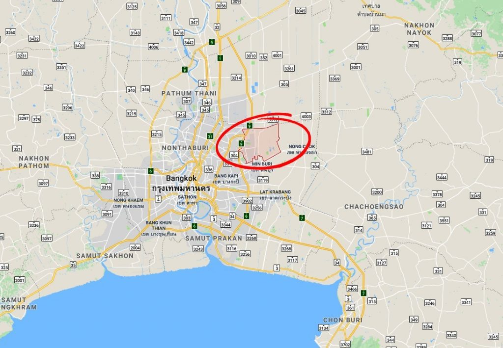 Bangkok: Female's head and body parts found in bags north-east of city | News by Thaiger