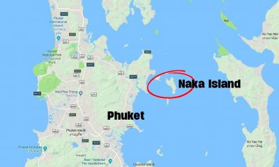 Saudi Arabian dies after trip to Koh Naka | The Thaiger