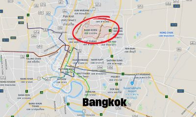 Midnight shootout in Bangkok lands drug suspect in hospital | The Thaiger