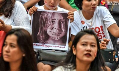 Death penalty for child rape cases in Myanmar voted down | The Thaiger